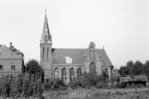 ARH NL Dierssen 0127/0015, Kirche, 1948