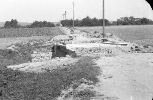 ARH NL Dierssen 0127/0016, Schiefe Brücke, 1948