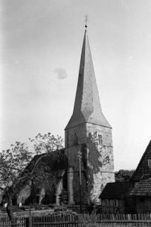 ARH NL Dierssen 0128/0013, Kirche, 1948
