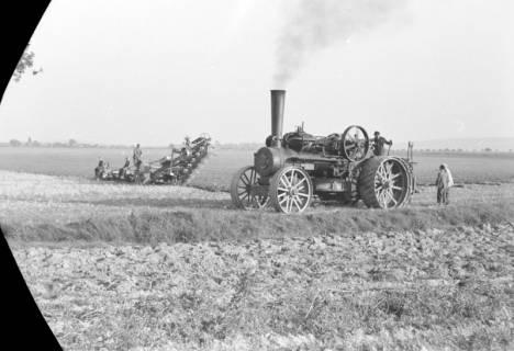 ARH NL Dierssen 0129/0001, Dampfpflug, 1948