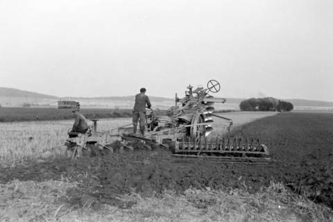 ARH NL Dierssen 0129/0002, Dampfpflug, 1948