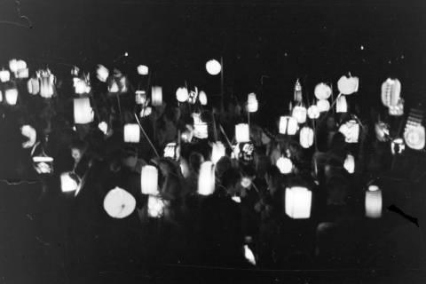 ARH NL Dierssen 0129/0013, Herbstfest der Mittelschule an der Deisterpforte, 1948