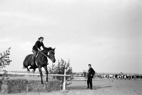 ARH NL Dierssen 0132/0009, 1. Reiterfest, 1948