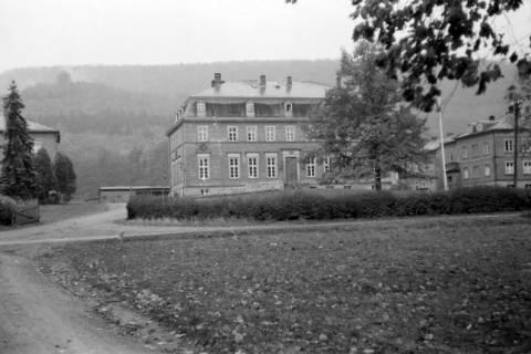 ARH NL Dierssen 0134/0010, Jagdschloss, 1948