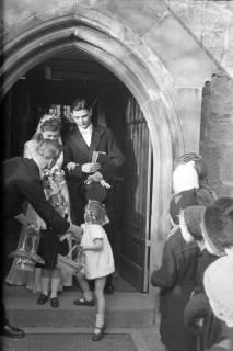 ARH NL Dierssen 0134/0017, Hochzeit Hustadt, Springe, 1948