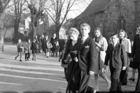 ARH NL Dierssen 0134/0019, Hochzeit Hustadt, Springe, 1948