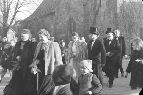 ARH NL Dierssen 0134/0020, Hochzeit Hustadt, Springe, 1948
