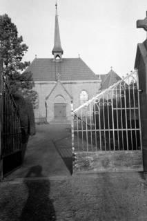 ARH NL Dierssen 0135/0024, Friedhofskapelle, Bad Münder, 1948