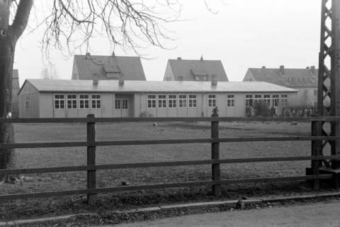 ARH NL Dierssen 0136/0010, Schulbaracke, Springe, 1948