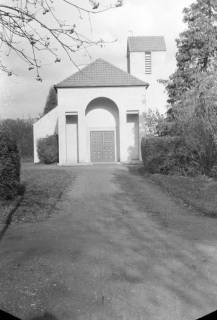 ARH NL Dierssen 0136/0012, Friedhofskapelle, Springe, 1948