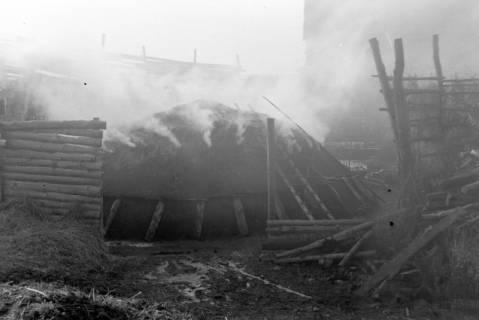 ARH NL Dierssen 0137/0003, Kohlenmeiler, 1948