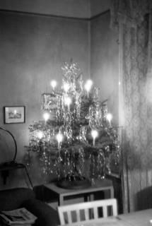 ARH NL Dierssen 0138/0007, Heilig Abend bei der Familie Dierssen, Springe, 1948