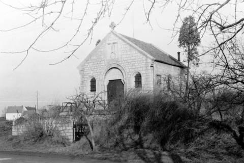ARH NL Dierssen 0139/0014, Mausoleum, Wülfingen, 1949