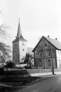 ARH NL Dierssen 0139/0015, Kirche, unbekannter Ort, 1949