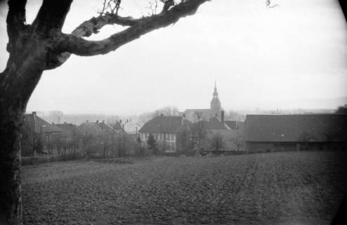 ARH NL Dierssen 0140/0004, Blick von der B 3, Elze, 1949