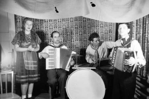 ARH NL Dierssen 0142/0003, Fasching, Steinkrug, 1949
