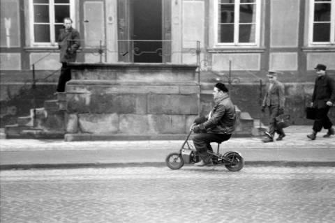 ARH NL Dierssen 0144/0015, Kleine Motorräder, Springe, um 1949