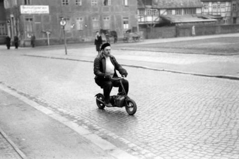 ARH NL Dierssen 0144/0016, Kleine Motorräder, Springe, um 1949