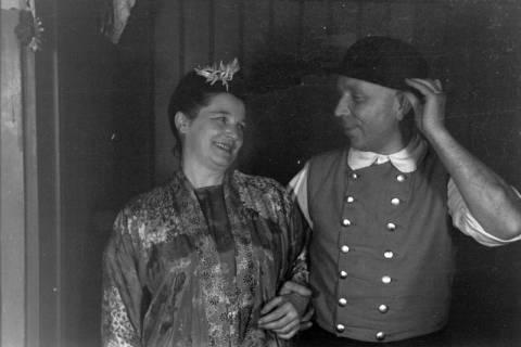 ARH NL Dierssen 0146/0006, Fasching, Steinkrug, 1949