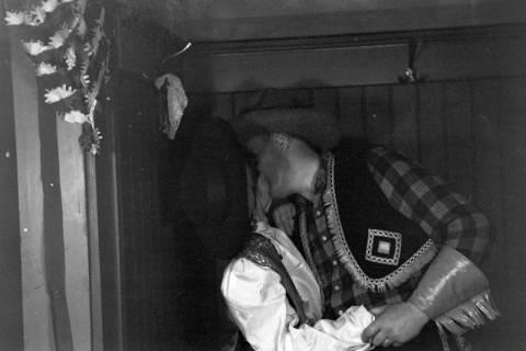 ARH NL Dierssen 0146/0008, Fasching, Steinkrug, 1949