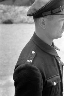 ARH NL Dierssen 0148/0016, Polizist Bröhlmann, um 1949
