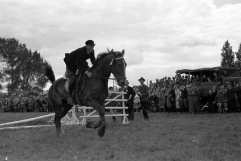 ARH NL Dierssen 0149/0008, Reiterfest, 1949