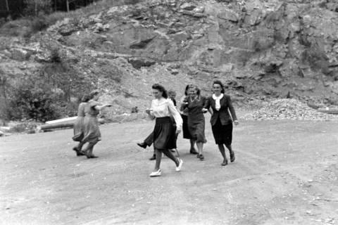 ARH NL Dierssen 0150/0003, Betriebsfest des Forstamt Saupark, Eldagsen, 1949