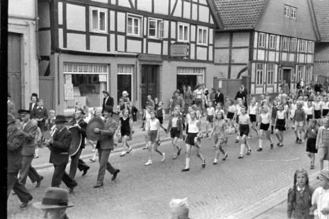 ARH NL Dierssen 0150/0020, Schauturnen, Springe, 1949