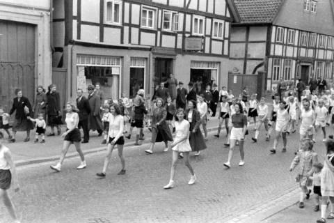 ARH NL Dierssen 0150/0023, Schauturnen, Springe, 1949