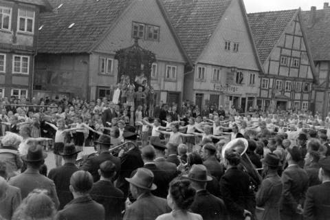 ARH NL Dierssen 0150/0026, Schauturnen, Springe, 1949