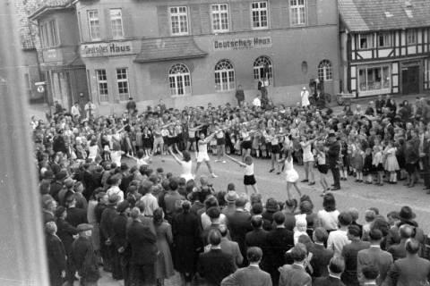 ARH NL Dierssen 0150/0029, Schauturnen, Springe, 1949