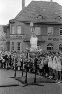 ARH NL Dierssen 0150/0035, Schauturnen, Springe, 1949
