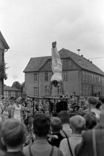 ARH NL Dierssen 0151/0003, Schauturnen, Springe, 1949