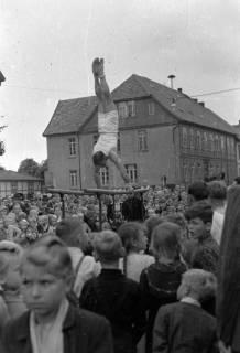 ARH NL Dierssen 0151/0005, Schauturnen, Springe, 1949