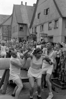 ARH NL Dierssen 0152/0017, Schauturnen, 1949