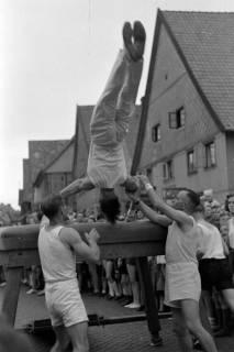 ARH NL Dierssen 0152/0023, Schauturnen, 1949