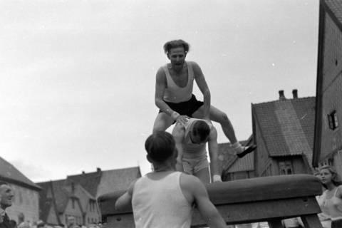 ARH NL Dierssen 0152/0024, Schauturnen, 1949
