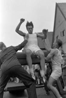 ARH NL Dierssen 0152/0027, Schauturnen, 1949
