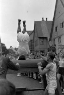 ARH NL Dierssen 0152/0031, Schauturnen, 1949