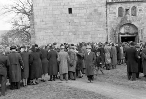 ARH NL Dierssen 0154/0001, Konfirmation, Völksen, 1949