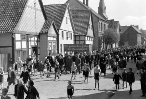 ARH NL Dierssen 0155/0015, Umzug, 1949