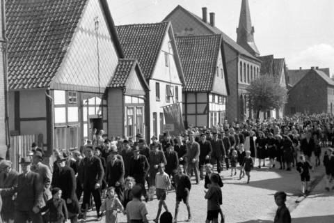 ARH NL Dierssen 0155/0016, Umzug, 1949