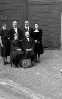 ARH NL Dierssen 0160/0020, Goldene Hochzeit, 1949