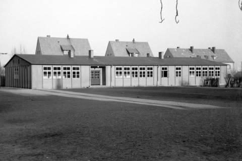ARH NL Dierssen 0162/0009, Neue Schulbaracke, 1949