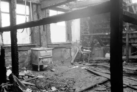 ARH NL Dierssen 0163/0001, Brandstelle, 1949