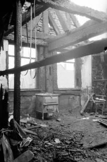 ARH NL Dierssen 0163/0002, Brandstelle, 1949