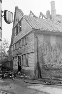 ARH NL Dierssen 0163/0004, Brandstelle, 1949