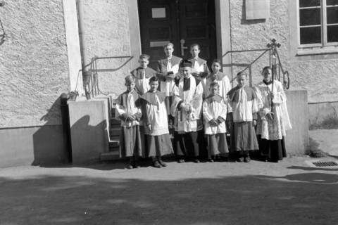 ARH NL Dierssen 0165/0002, Kommunion, 1949