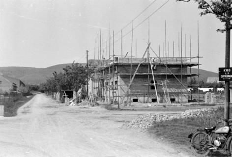 ARH NL Dierssen 0169/0011, Neubau Städtisches Wohnhaus, 1949