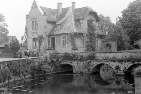 ARH NL Dierssen 0169/0015, Schloss, 1949
